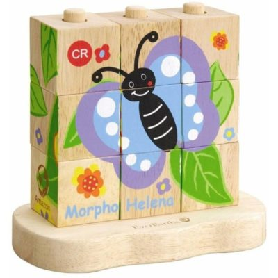 EverEarth Amazon 9pcs Stacking Block Puzzle