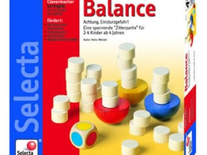 Wooden games by Selecta