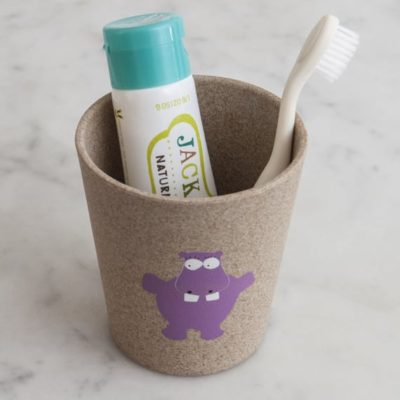 jack n' jill toothbrush holder cup