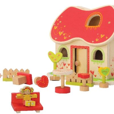 everearth fairy tale dolls house