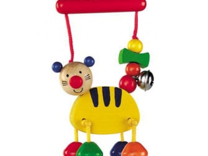 Selecta Tina Marionette Baby Toy