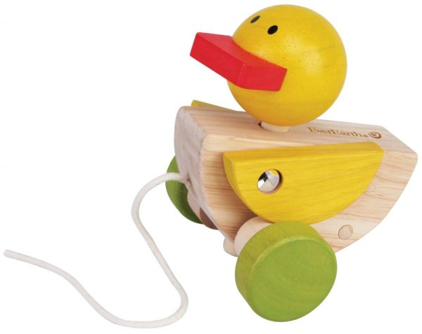 EverEarth Pull Along Duck