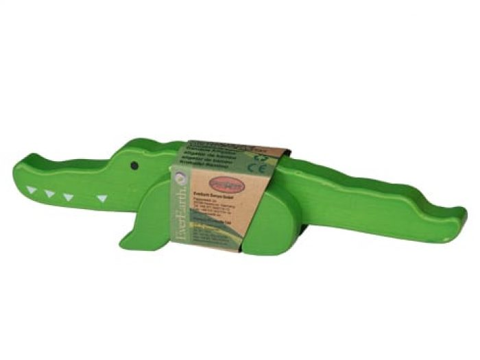 everearth bamboo alligator