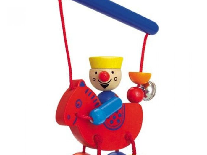 Selecta Rico Marionette Baby Toy
