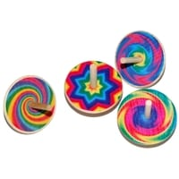 Hess-Spielzeug Spinning Tops