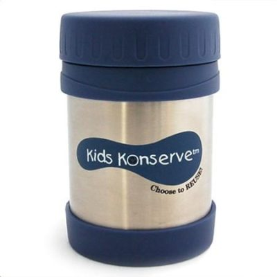 Kids Konserve Insulated Food Jar Ocean