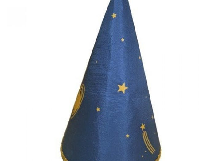 Sarahs Silks Wizard Hat