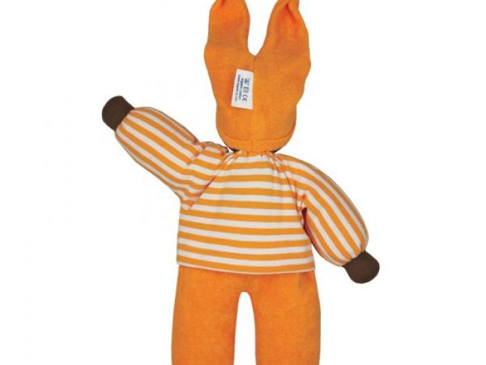 Back image of Keptin-Jr Rag Doll Jessie Orange