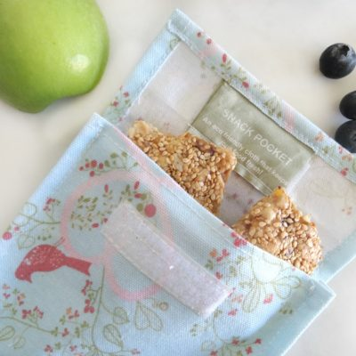 4myearth snack pocket set
