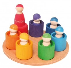 Grimm's Spiel & Holz Sorting Toys