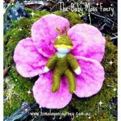 himalayan journey baby moss faery