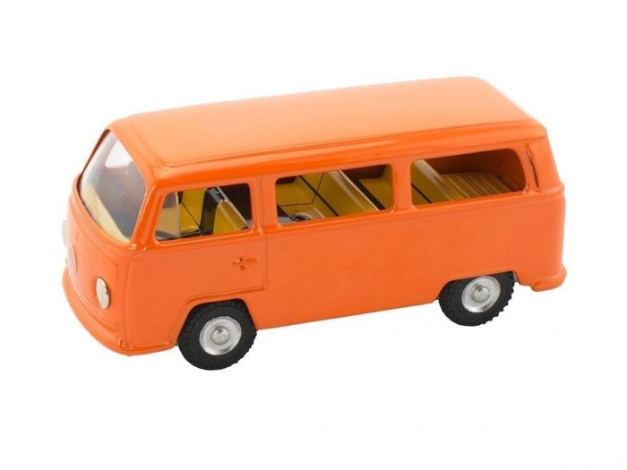 Kombi Van Volkswagon Wind Up Toy