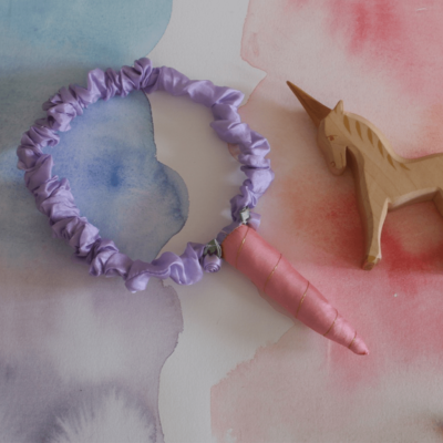 sarah's silks unicorn headband
