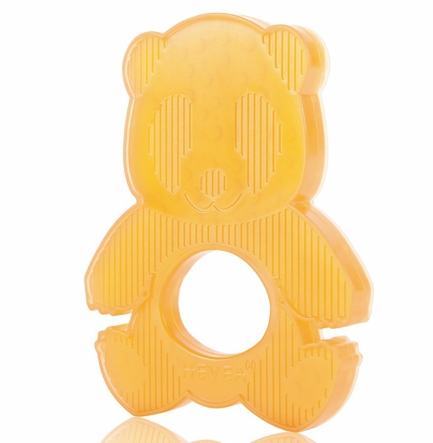 HEVEA panda teether