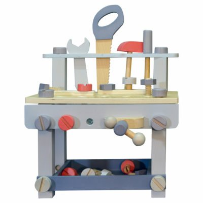 Buy Everearth large workbench in Pastel