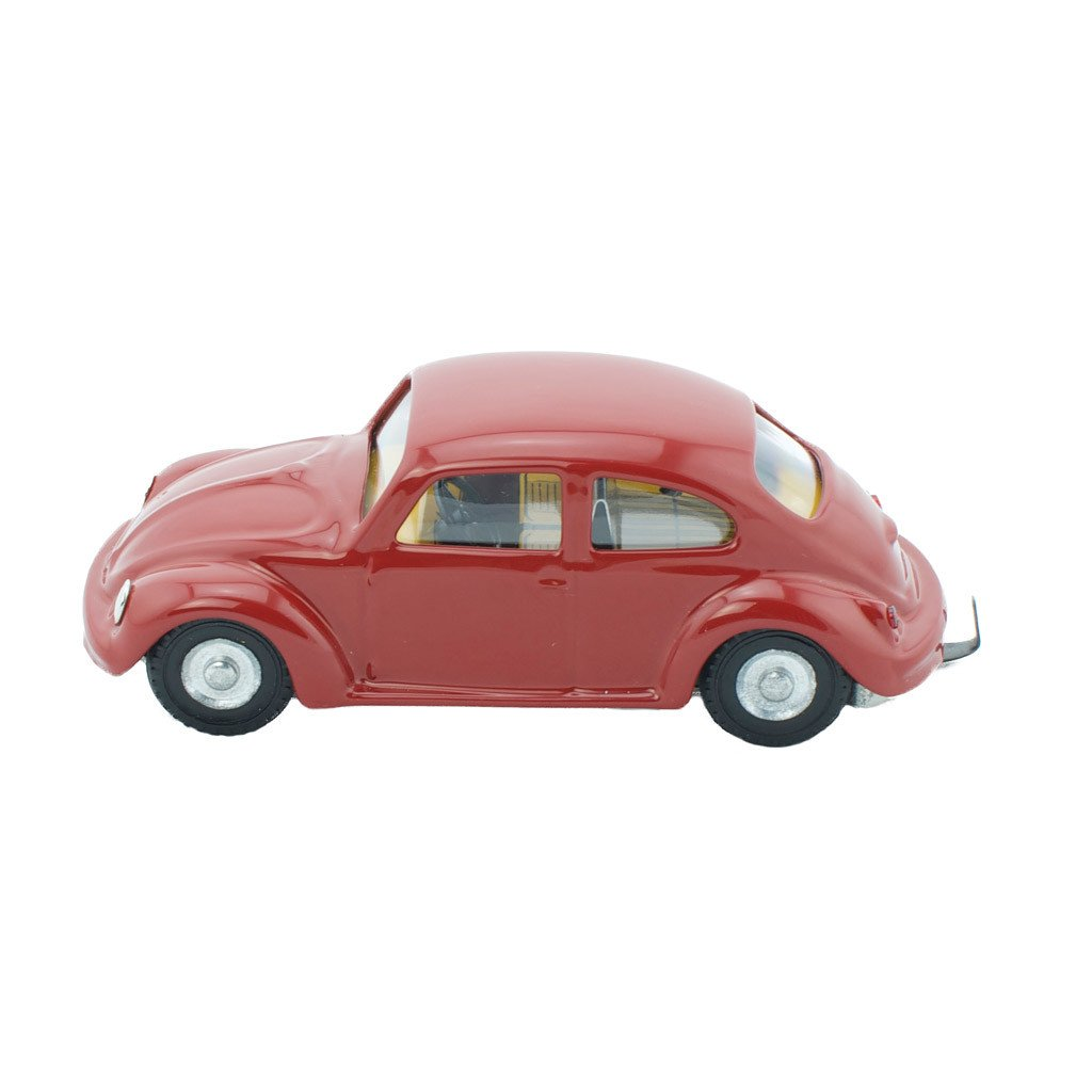 red VW Volkswagon car toy
